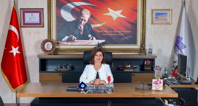 Başkan Elif Köse'nin Regaip Kandili Mesajı