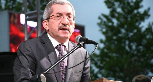 """Başkan Vergili; """"Darbeye Meydan Okuyan İlk Siyasetçi Liderimiz, İlk Vilayette Karabük'tür"""""""