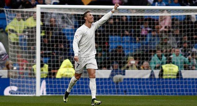 Portekiz'de yılın futbolcusu Cristiano Ronaldo