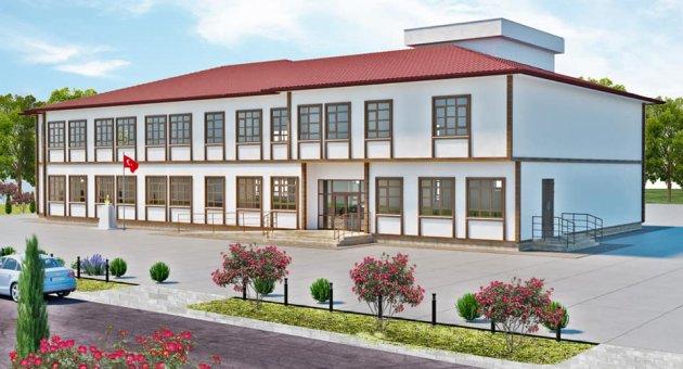 Safranbolu'da Eğitim Yatırımları Devam Ediyor