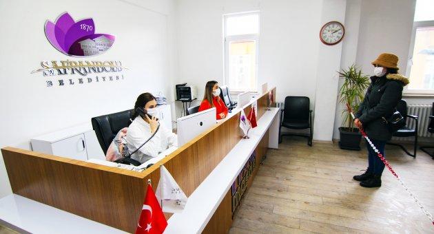 Safranbolu'da 10 Ayda 2 Bin 816 Sorun Çözüldü
