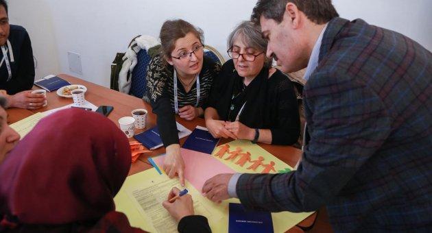 Sağlık bilimleri alanında proje yazma eğitimi verildi
