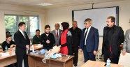 5000 Evlerdeki sağlık kuruluşlarına ziyaret