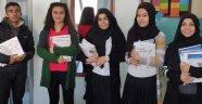 Karabük Belediyesinden Dargeçit Anadolu Lisesine Kitap Yardımı