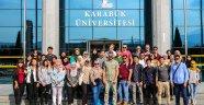 KBÜ, Erasmus ve Mevlana'dan ilk kafileyi ağırlıyor