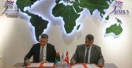 Libya Büyükelçiliği Akademi Ataşesinden KBÜ'ye Ziyaret