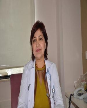 İç Hastalıkları Uzmanı Dr. Şöhret Gedirli