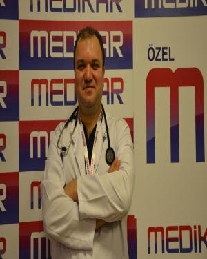 Kardiyoloji Uzmanı Dr. Salih Eryılmaz