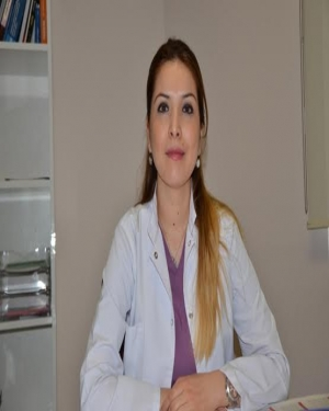 Kadın Hastalıkları ve Doğum Uzmanı Op. Dr. Şerife Bilgin Yıldırım